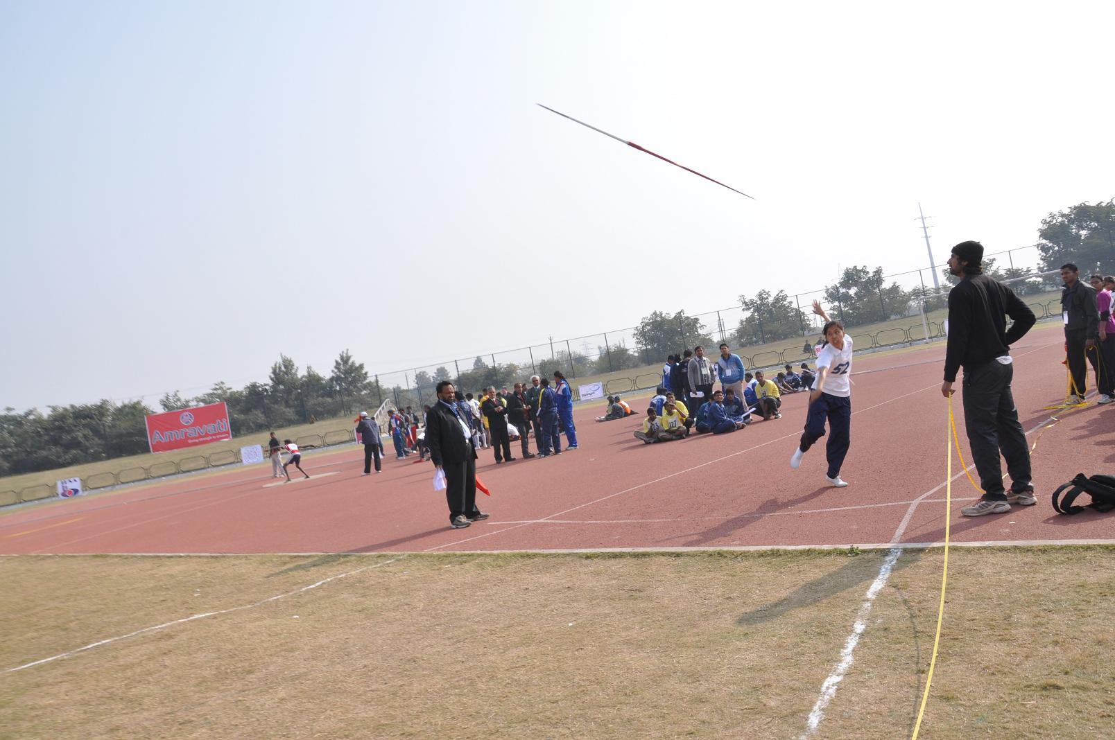 Javelin women